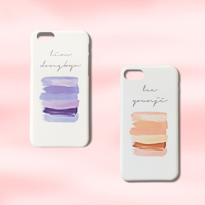(only you) paint initials case